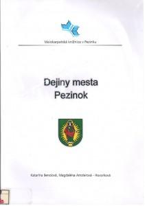 Dejiny mesta Pezinok