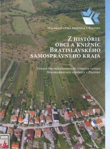 Z histórie obcí a knižníc