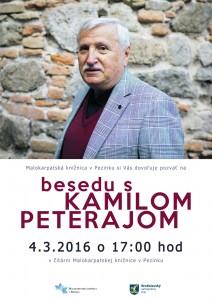 peteraj pozvanka