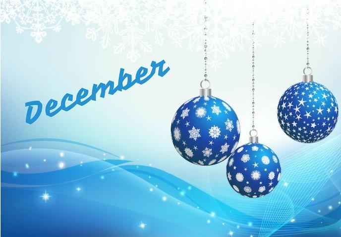 Podujatia na december