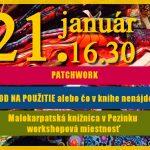 Patchwork - Návod na použitie, alebo, čo v knihe nenájdete