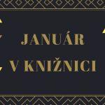 Január v knižnici